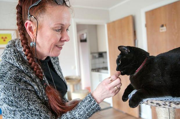 suzanne schot - Wow ! Manusia akan Bisa Mengerti Bahasa Kucing di Tahun 2021