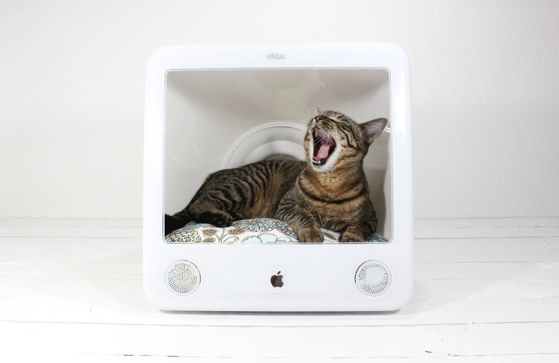 tempat tidur kucing4 - 7 Desain Tempat Tidur Kucing Unik yang Bisa Kamu Buat Sendiri