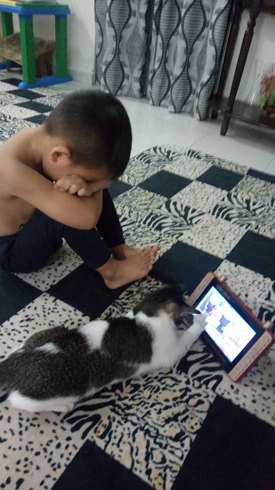 Foto : Facebook/Biby Afsah Mohd Jewa.